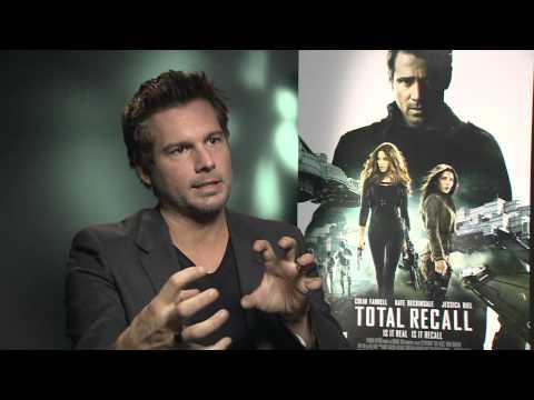 Len Wiseman Interview - Total Recall