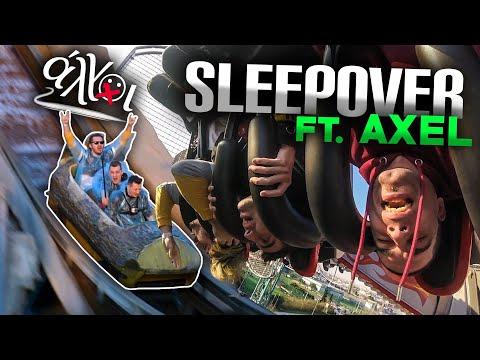 Sleepover #5 - Axel