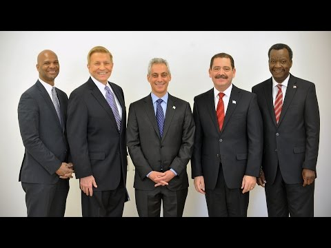Chicago Sun-Times 2015 Mayoral Candidates Endorsement Interview