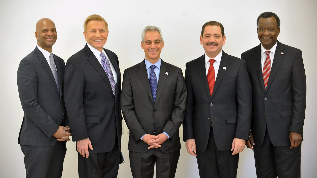 Chicago Sun-Times 2015 Mayoral Candidates Endorsement ...