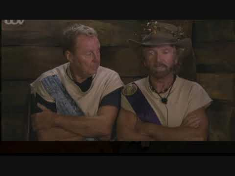 I'm a Celebrity 2018 - Harry Redknapp Back Sack and Tax Returns