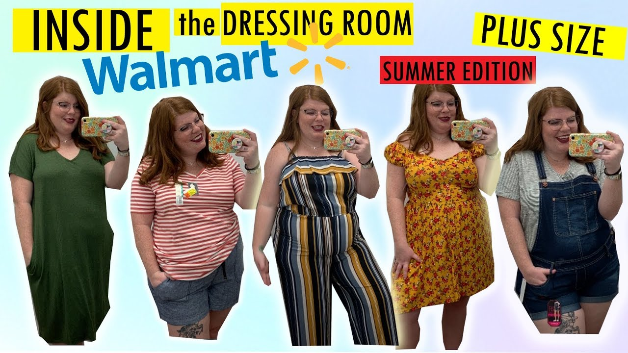 2660a82edf0 WALMART PLUS SIZE SUMMER TRY ON HAUL - YouTube