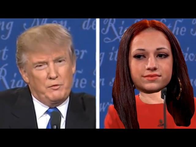 Donald Trump VS Cash Me Ousside How Bow Dah Girl