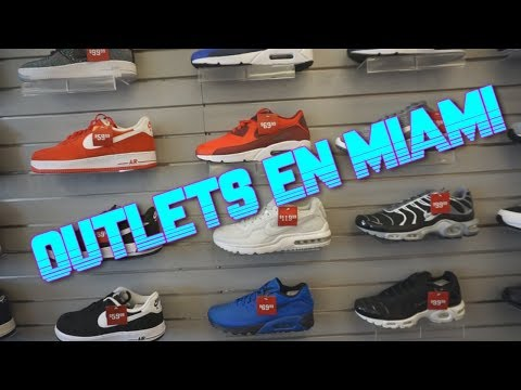 OUTLETS EN MIAMI | Marshall Ross Y Burlington