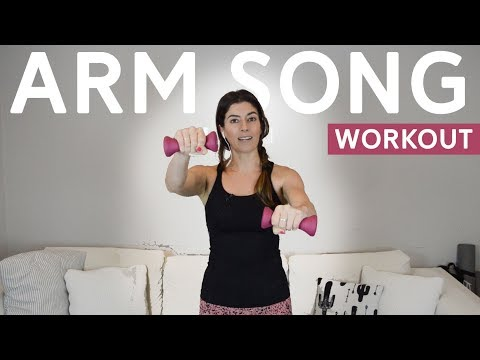 Arm Song Workout Shoulders (Spin Class Arms)
