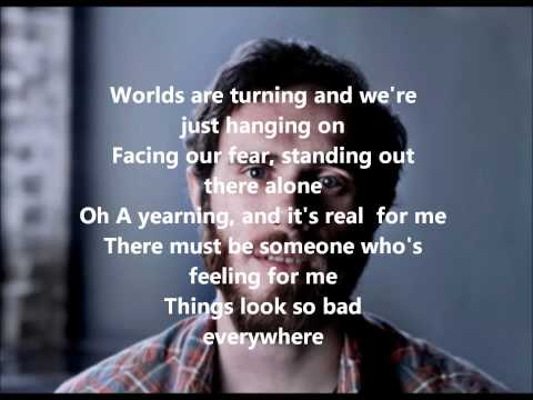 Higher Love - James Vincent McMorrow (Lyrics)