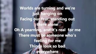 Higher Love - James Vincent McMorrow (Lyrics)