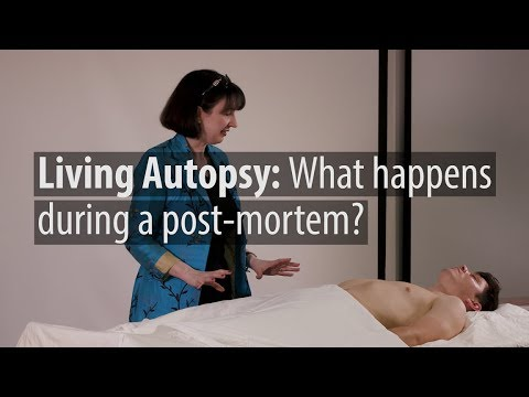 Living Autopsy: What Happens During a Post-Mortem? (Full lecture)
