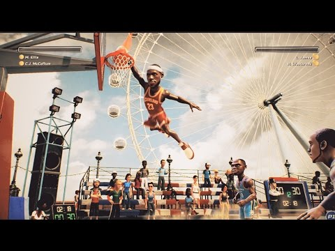 SECRET TO SCORING ENDLESSLY ON NBA PLAYGROUNDS!!! EASIEST WAY TO DOMINATE ON NBA PLAYGROUNDS!!!