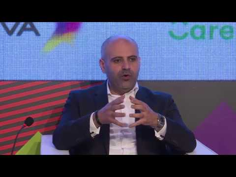 Innovation and Investment Fireside Chat with VIVA - ArabNet Kuwait 2017