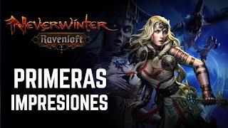 Neverwinter MMORPG - Primeras impresiones.