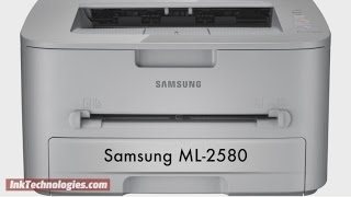 Samsung ML-2580 Instructional Video