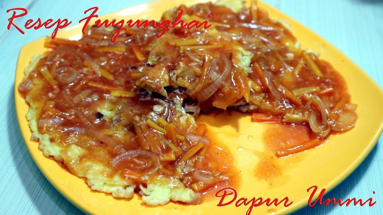 Resep Fuyunghai Chinese Food Enak Dan Mudah