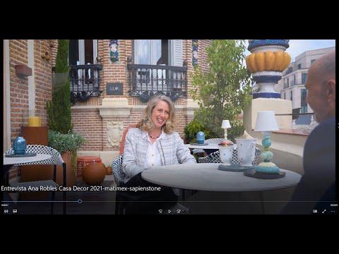 Ana Robles de Alter Espacio en Casa Decor 2021