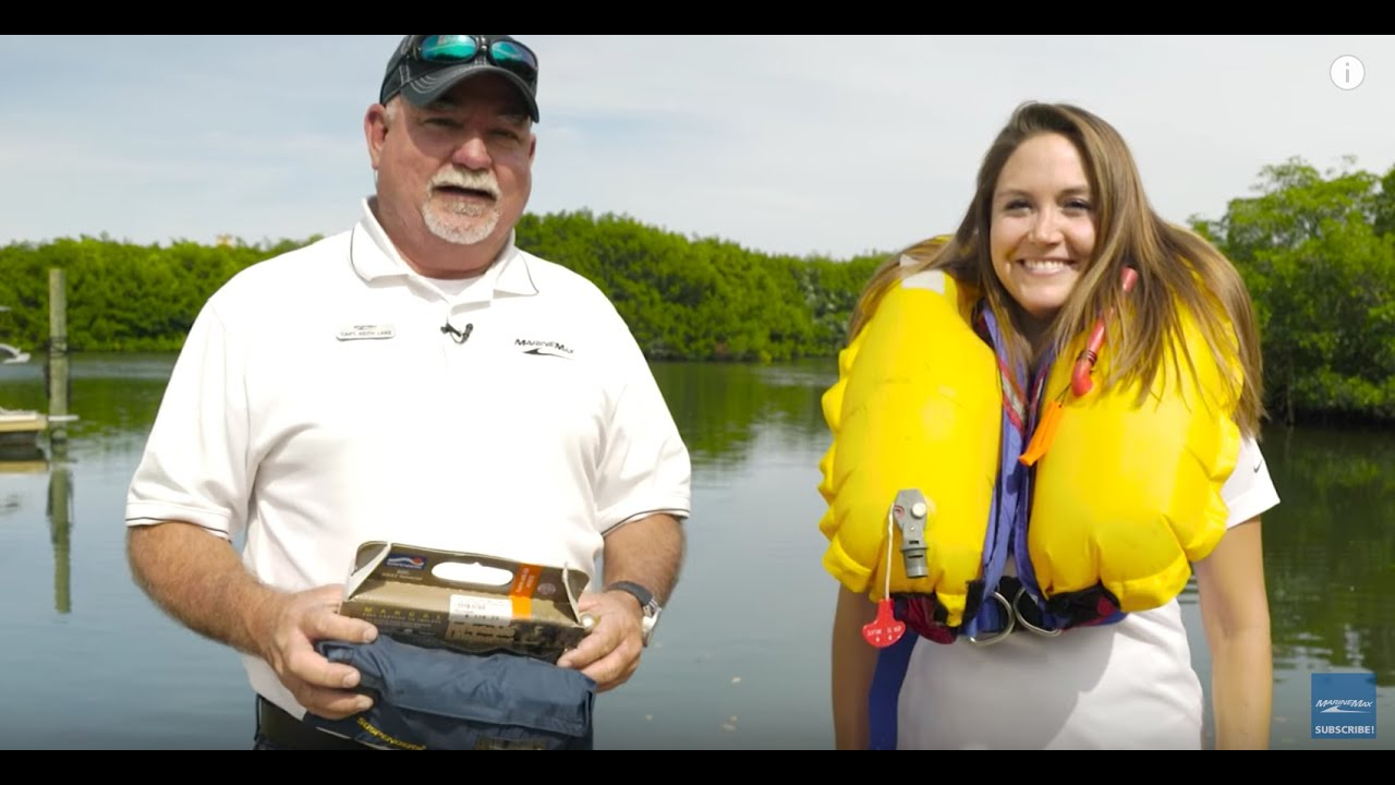 Boating Tips Episode 7: Personal Flotation Devices (PFD's ...