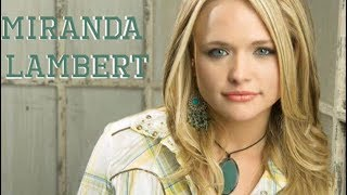 Down by Miranda Lambert [LYRICS]
