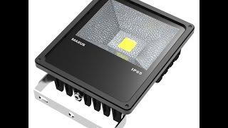 Купить светодиодный прожектор MAXUS(Приобрести данную продудукцию можно на сайте http://selstroy.com.ua MAXUS ART-100-01 - це універсальний світлодіодний проже..., 2014-09-19T11:32:33.000Z)