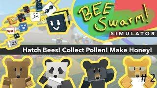 Roblox Bee swarm simulator I EP 2I Am facut rost de capul liui B.B.M