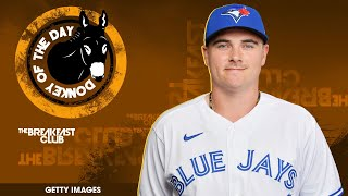 Blue Jays' Reese McGuire Arrested For Public Masturbation