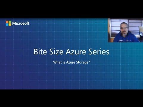 what-is-microsoft-azure-storage?
