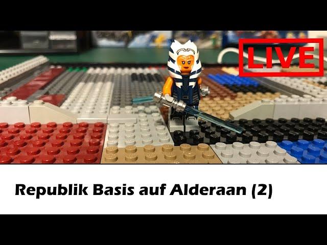 Republik Basis auf Alderaan (2) /Live
