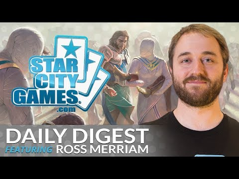 Daily Digest: W/B Tokens with Ross Merriam [Standard]