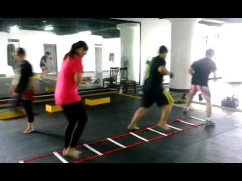 Overdrive gym manila