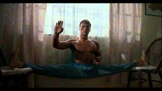 Video Jean Claude Van Damme - The Most epic splits on two chairs download MP3, 3GP, MP4, WEBM, AVI, FLV November 2017