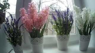 Композиции из искусственных цветов(Композиции из искусственных цветов. http://rosalin.ru/, 2014-03-06T10:35:58.000Z)