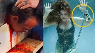 Top 5 Magic Tricks That Went Horribly Wrong