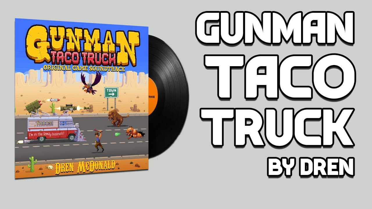 Gunman Taco Truck returns in Counterstrike Global Offensive!