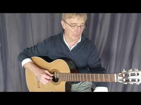 Ne me quitte pas (Tuto guitare facile) Jacques Brel