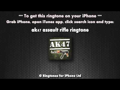 AK47 Assault Rifle Ringtone