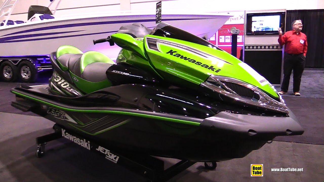 Merveilleux 2015 Kawasaki Jet Ski Ultra 310 LX   Walkaround   2015 Toronto Boat Show    YouTube