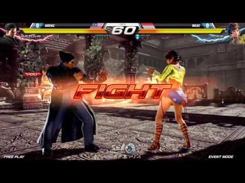 South East Asia Major Tekken 7 Top 8