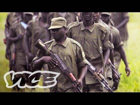 The Real Rebels of Congo: Searching for Joseph Kony and M23