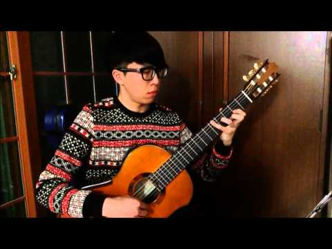 """Alan Thomas - """"Out of Africa"""" played by JeongHoon 연주 : 정훈"""