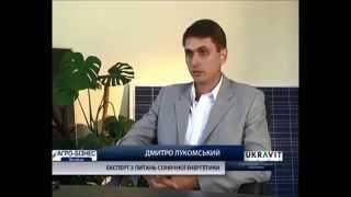 Солнечные электростанции Рентехно для аграриев(Первый деловой канал взял интервью у компании Рентехно, как у лидера Украины в области солнечной энергетик..., 2015-09-08T11:02:45.000Z)