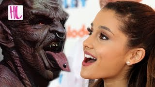 Ariana Grande Says She Was Attacked By A Demon