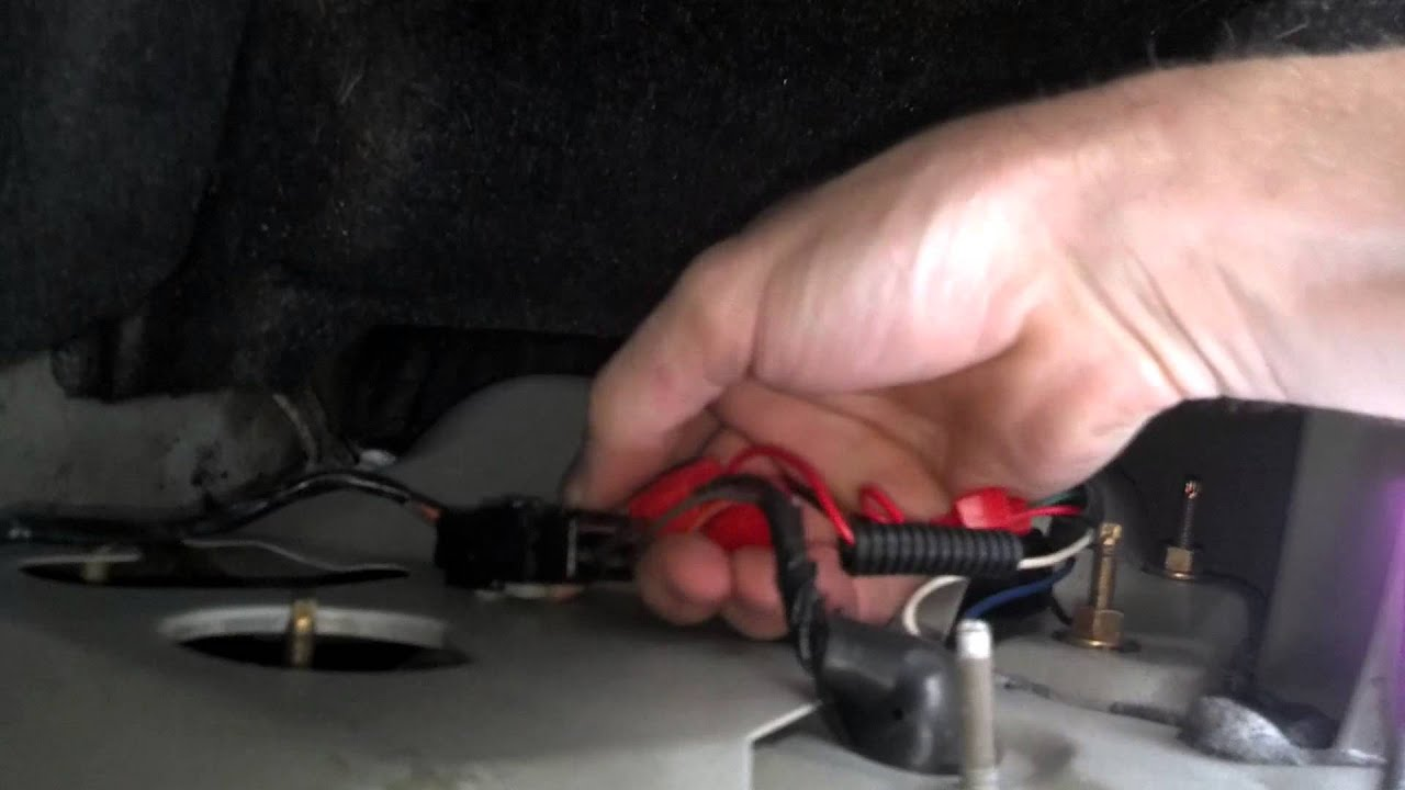 99 01 Mustang Cobra Taillight Install Into A 04 Youtube Wiring Diagram