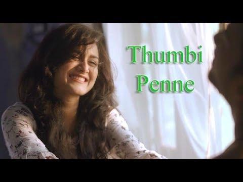 Whatsapp Status : Thumbi Penne [Malayalam Cover]