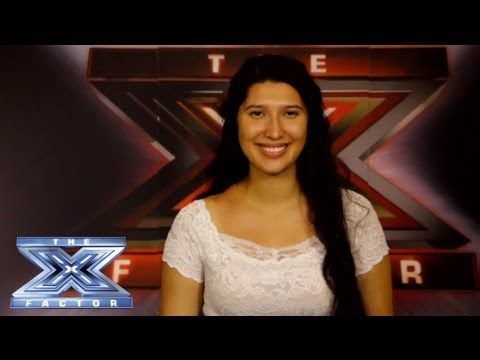 Yes, I Made It! Elizabeth Rocha - THE X FACTOR USA 2013