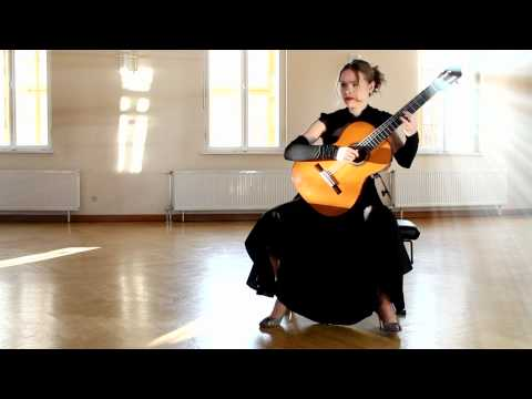F. Tarrega, Fantasia La Traviata, performed by Tatyana Ryzhkova