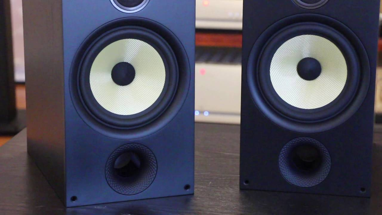B W 685 S2 Speakers Review