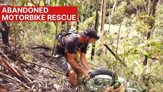 Rescuing My Abandoned Motorbike (Blue Mountains) ORIGINAL