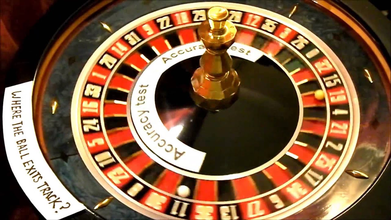 Roulette ball tracking software the eight mistakes in poker