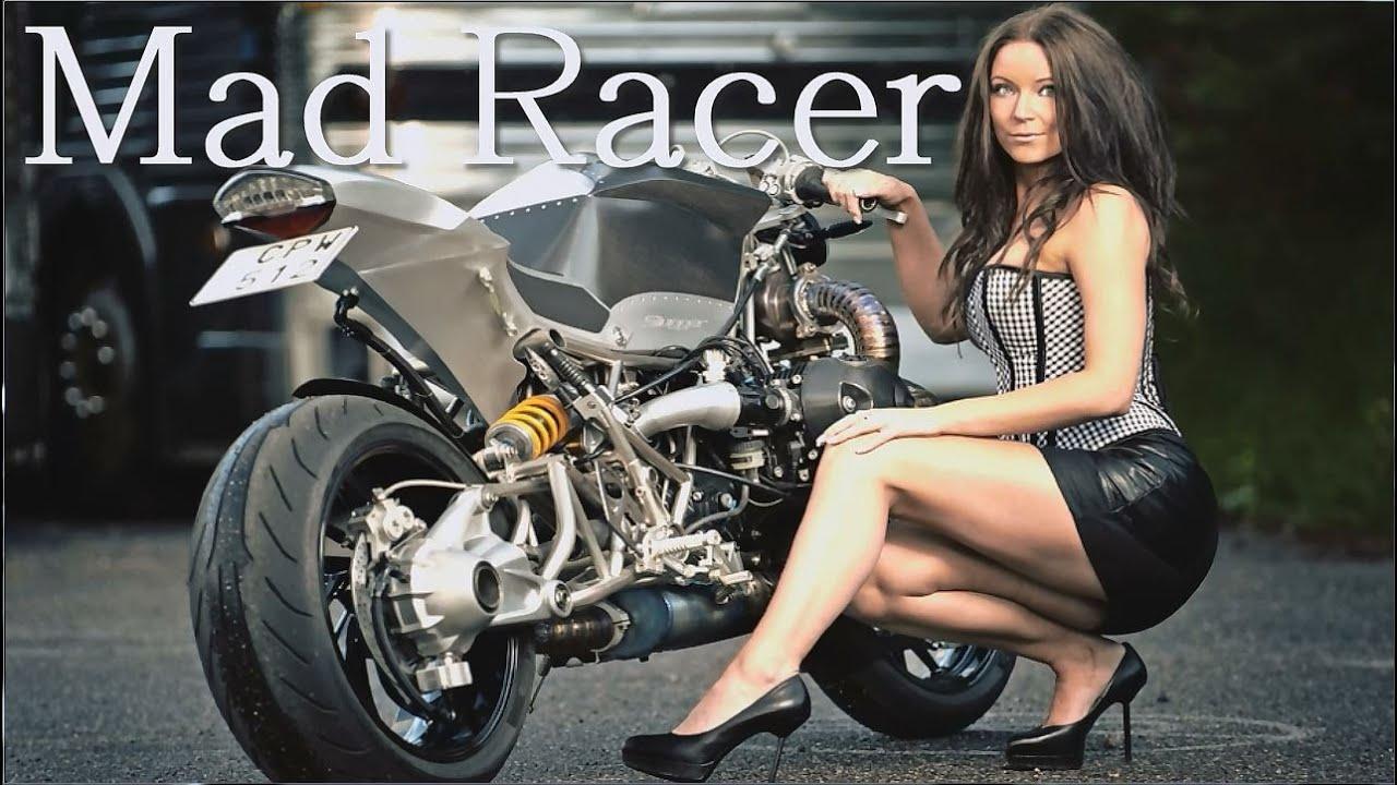 画像: Cafe Racer (BMW HP2 Sport by Stellan Egeland) youtu.be