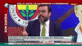 Gambar cover Emre Bol'dan Hakeme Türk Televizyonlarında Görülmemiş Tepki F....... Offf Alper!