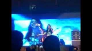 Jasmine Sandlas Performance in Chorus 2013 At Sharda University
