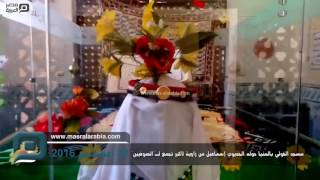 مصر العربية | مسجد الفولي بالمنيا . حوّله الخديوي إسماعيل من زاوية لأكبر تجمع لـ